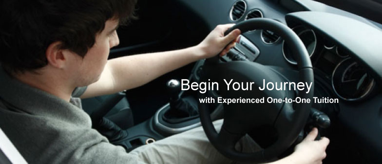 Learn driver behind the wheel - Begin Your Journey with Experienced One-to-One Tuition